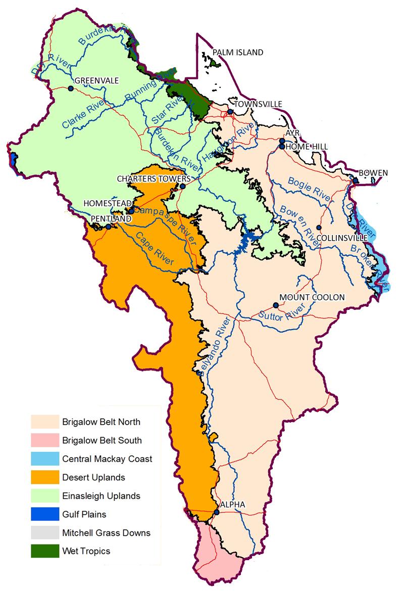 Bioregions