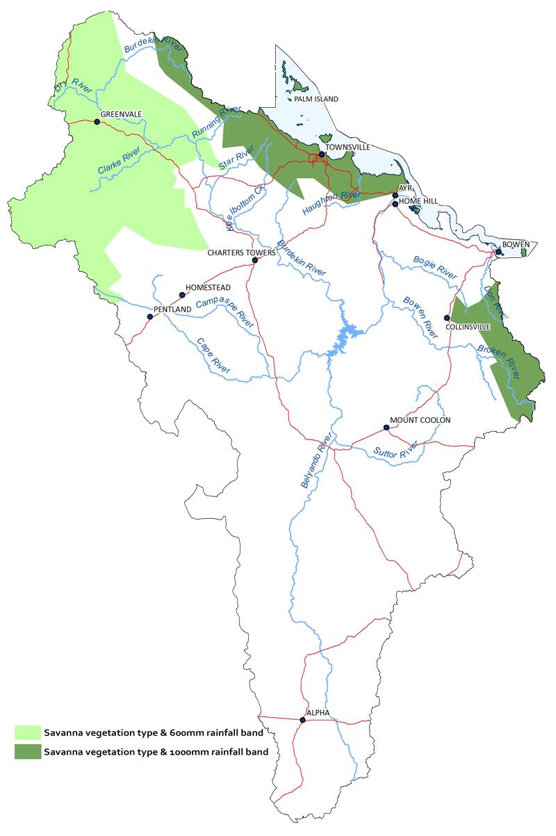 Rainfallzones