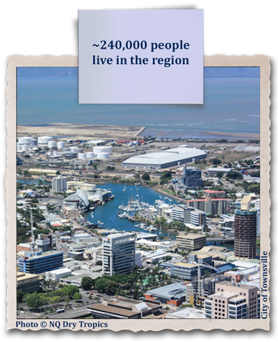 ~240,000 people live in the region